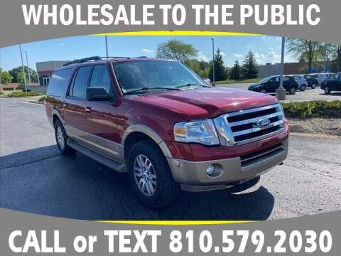 2014 Ford Expedition EL for sale at Lasco of Grand Blanc in Grand Blanc MI
