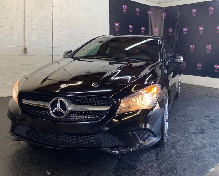 2016 Mercedes-Benz CLA for sale at AH Ride & Pride Auto Group in Akron OH