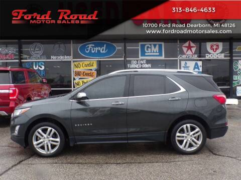 2019 Chevrolet Equinox for sale at Ford Road Motor Sales in Dearborn MI