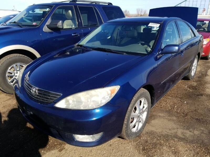 2006 Toyota Camry for sale at Affordable 4 All Auto Sales in Elk River MN