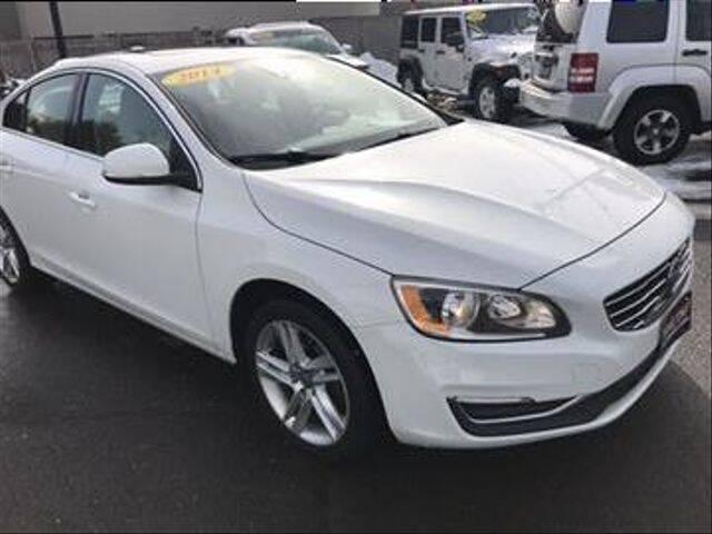 2014 Volvo S60 for sale at Wilton Auto Park.com in Wilton CT