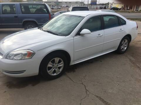 2014 Chevrolet Impala Limited for sale at Bramble's Auto Sales in Hastings NE
