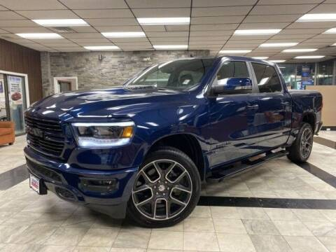 2020 RAM Ram Pickup 1500 for sale at Sonias Auto Sales in Worcester MA