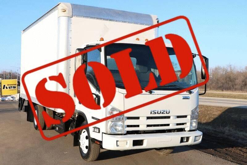 2013 Isuzu NPR for sale at Signature Truck Center - Box Trucks in Crystal Lake IL