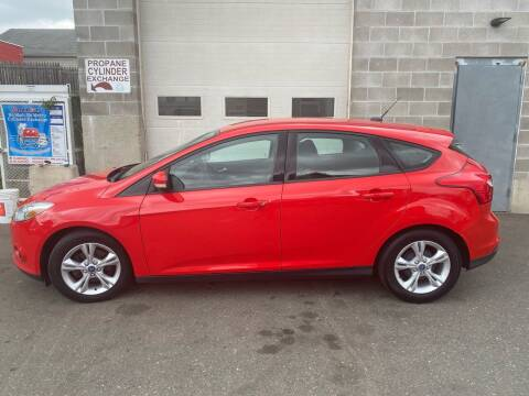 2013 Ford Focus for sale at Pafumi Auto Sales in Indian Orchard MA