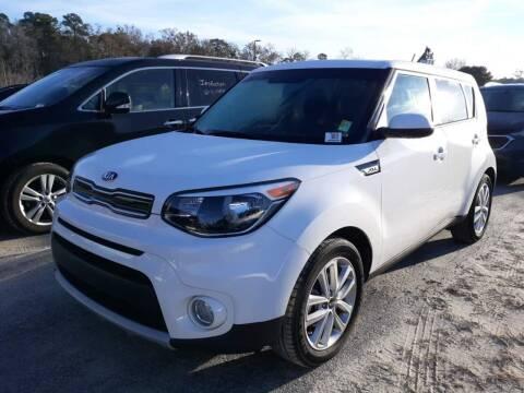 2019 Kia Soul for sale at North Florida Automall LLC in Macclenny FL