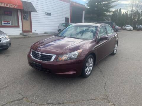 2010 Honda Accord for sale at American Auto Specialist Inc in Berlin CT