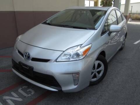 2015 Toyota Prius for sale at PREFERRED MOTOR CARS in Covina CA