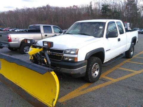 2006 Chevrolet Silverado 2500HD for sale at Plymouthe Motors in Leominster MA