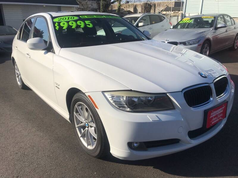 2010 BMW 3 Series for sale at Alexander Antkowiak Auto Sales in Hatboro PA