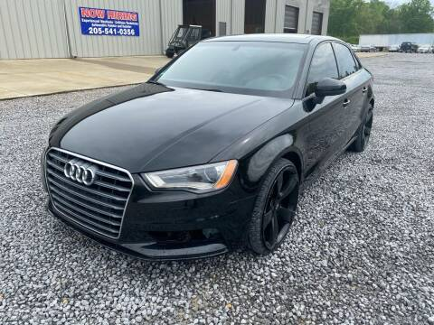 2015 Audi A3 for sale at Alpha Automotive in Odenville AL