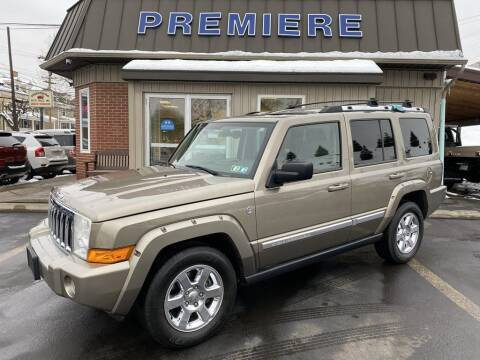 2006 Jeep Commander for sale at Premiere Auto Sales in Washington PA