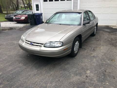 1998 Chevrolet Lumina for sale at Billycars in Wilmington MA
