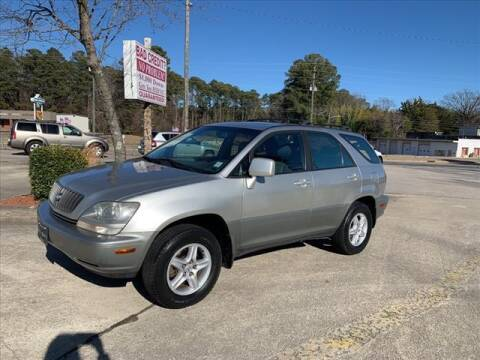 2000 Lexus RX 300 for sale at Kelly & Kelly Auto Sales in Fayetteville NC
