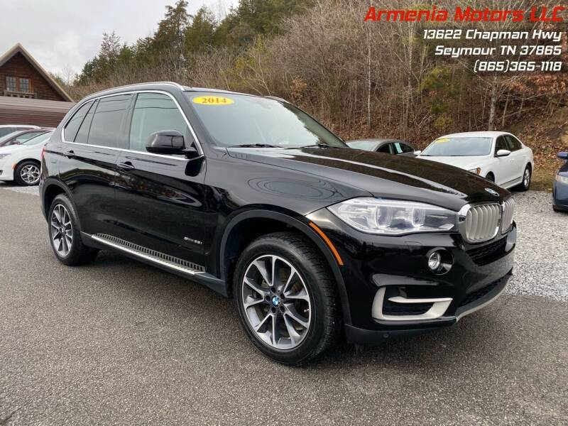2014 BMW X5 for sale at Armenia Motors in Seymour TN