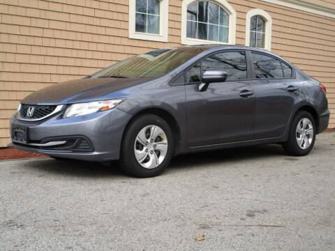 2014 Honda Civic for sale at Car and Truck Exchange, Inc. in Rowley MA