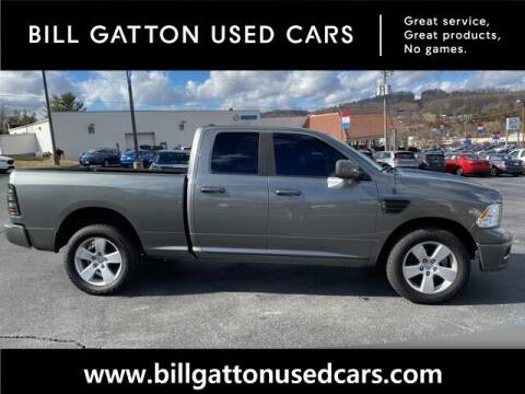 2012 RAM Ram Pickup 1500 for sale at Bill Gatton Used Cars in Johnson City TN