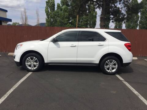 2014 Chevrolet Equinox for sale at Flagstaff Auto Outlet in Flagstaff AZ