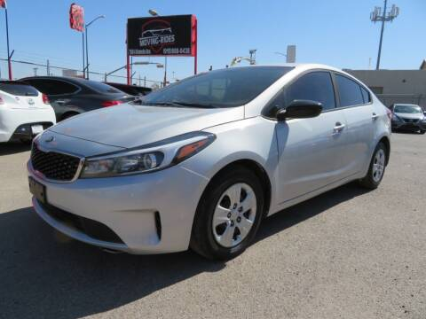 2018 Kia Forte for sale at Moving Rides in El Paso TX