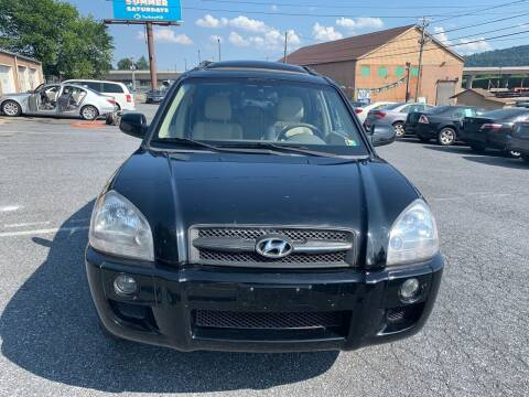 2006 Hyundai Tucson for sale at YASSE'S AUTO SALES in Steelton PA