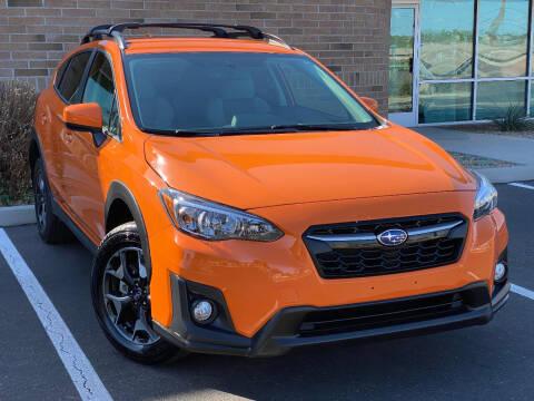 2019 Subaru Crosstrek for sale at AKOI Motors in Tempe AZ