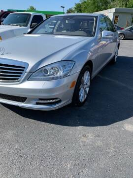 2012 Mercedes-Benz S-Class for sale at BRYANT AUTO SALES in Bryant AR