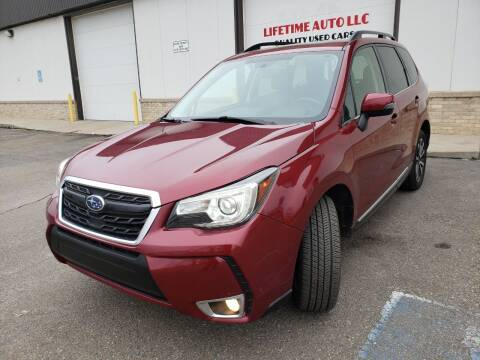 2017 Subaru Forester for sale at Lifetime Auto LLC in Commerce City CO