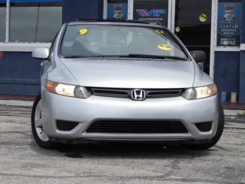 2008 Honda Civic for sale at VIP AUTO ENTERPRISE INC. in Orlando FL