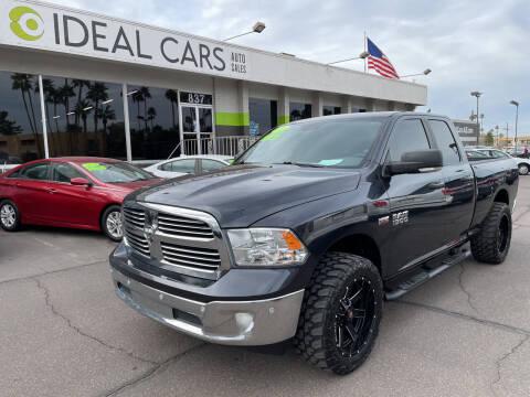 2015 RAM Ram Pickup 1500 for sale at Ideal Cars Broadway in Mesa AZ