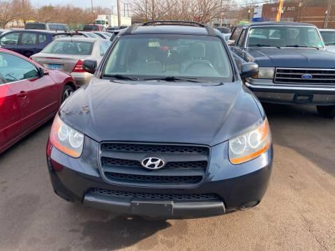 2008 Hyundai Santa Fe for sale at Vuolo Auto Sales in North Haven CT