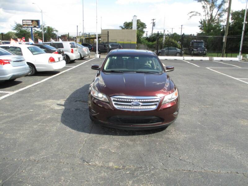 2010 Ford Taurus for sale at Highway Auto Sales in Detroit MI