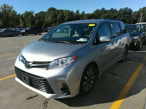 2020 Toyota Sienna for sale at USA Motor Sport inc in Marlborough MA