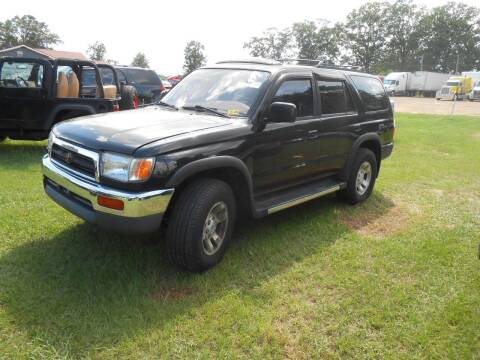 1998 Toyota 4Runner for sale at Cooper's Wholesale Cars in West Point MS