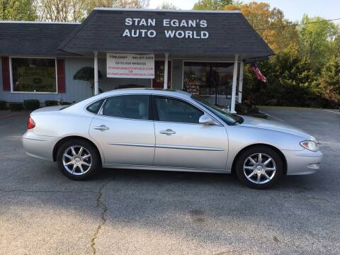 2005 Buick LaCrosse for sale at STAN EGAN'S AUTO WORLD, INC. in Greer SC