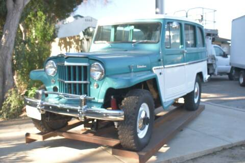 1962 Jeep Jeepster for sale at Mission City Auto in Goleta CA