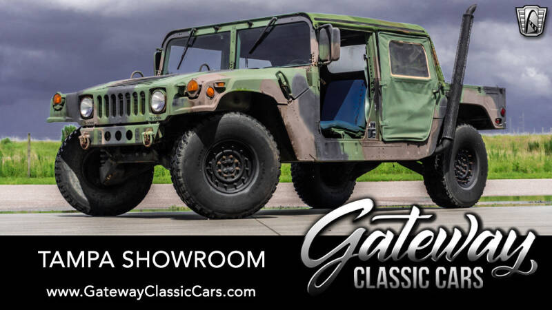 1991 AM General Hummer for sale in Ruskin, FL