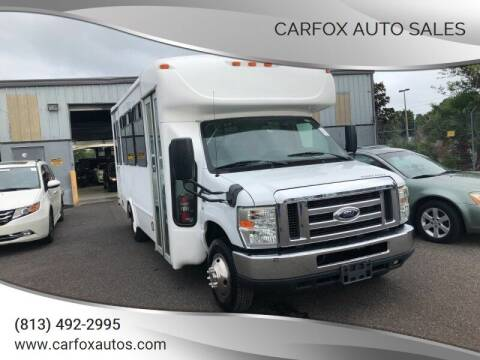2013 Ford E-Series Chassis for sale at Carfox Auto Sales in Tampa FL