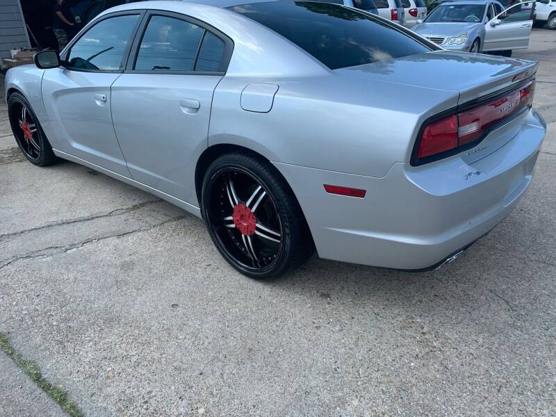 2012 Dodge Charger for sale at Whites Auto Sales in Portsmouth VA