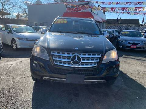 2010 Mercedes-Benz M-Class for sale at Metro Auto Exchange 2 in Linden NJ