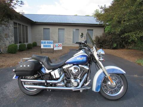2010 Harley-Davidson Softail Deluxe for sale at Blue Ridge Riders in Granite Falls NC