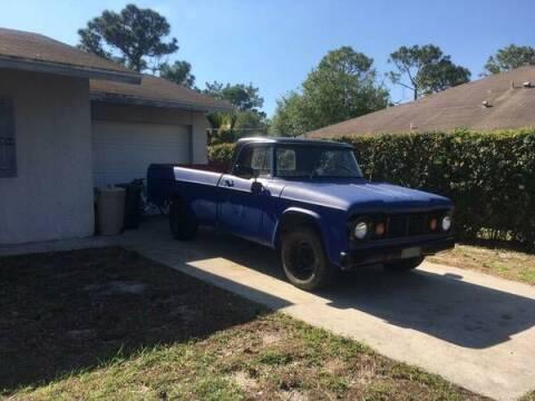 1967 Dodge D200 Pickup