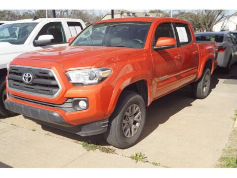 2017 Toyota Tacoma for sale at Watson Auto Group in Fort Worth TX