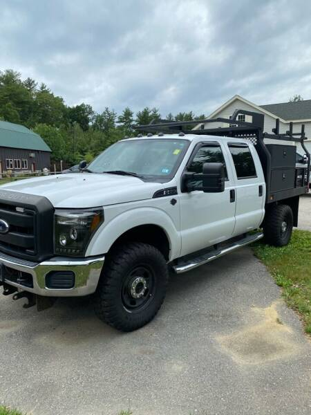 2015 Ford F-350 Super Duty for sale at Auto Town Inc in Brentwood NH
