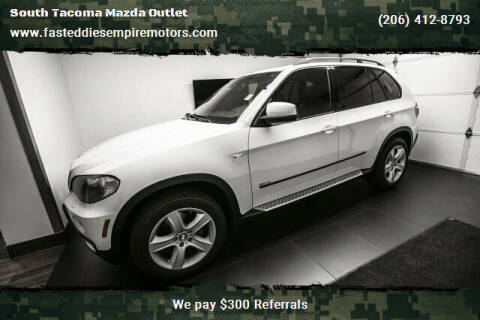 2008 BMW X5 for sale at Sunset Auto Wholesale in Tacoma WA