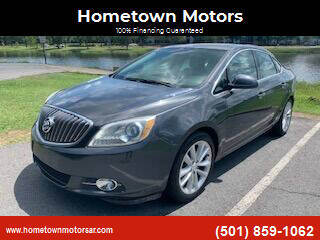2013 Buick Verano for sale at Hometown Motors in Maumelle AR