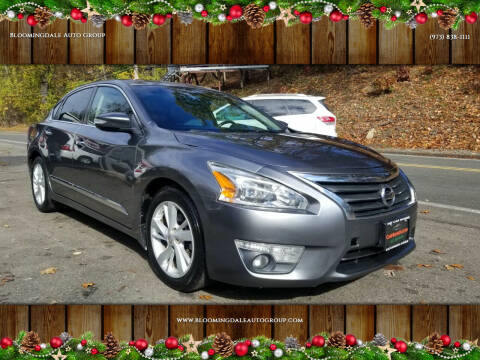 2014 Nissan Altima for sale at Bloomingdale Auto Group in Bloomingdale NJ