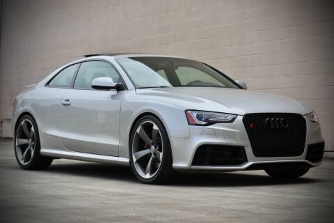 2014 Audi RS 5 for sale at MS Motors in Portland OR