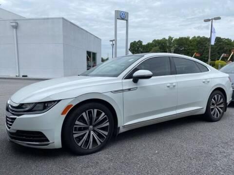 2019 Volkswagen Arteon for sale at Southern Auto Solutions-Jim Ellis Volkswagen Atlan in Marietta GA