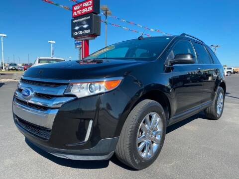 2013 Ford Edge for sale at Right Price Auto in Idaho Falls ID