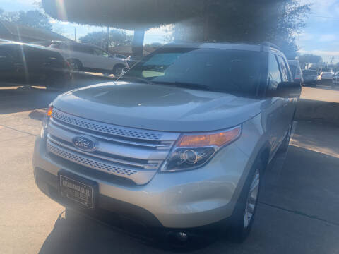 2011 Ford Explorer for sale at Casablanca in Garland TX